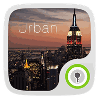 (FREE) Urban GO Locker Theme