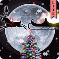Natal Papel de parede animado